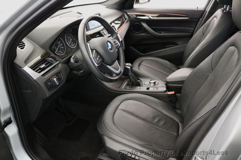 2017 BMW X1 CERTIFIED X1 xDRIVE XLINE AWD CAMERA PANO NAVIGATION - 17613061 - 36