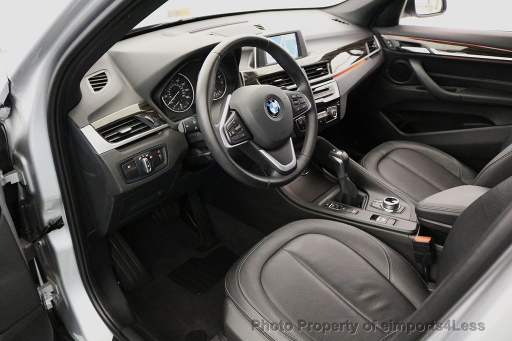 2017 BMW X1 CERTIFIED X1 xDRIVE XLINE AWD CAMERA PANO NAVIGATION - 17613061 - 41