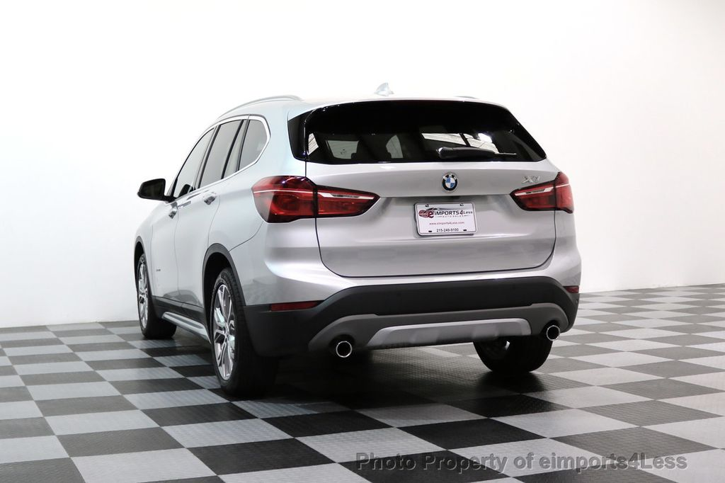 2017 BMW X1 CERTIFIED X1 xDRIVE XLINE AWD CAMERA PANO NAVIGATION - 17613061 - 52