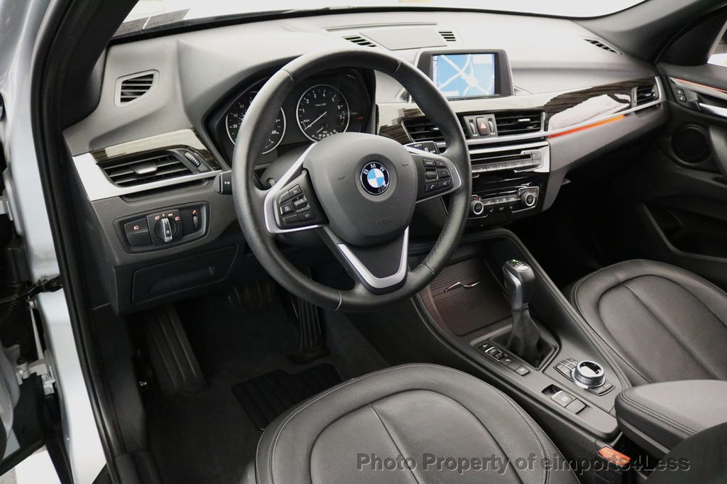 2017 BMW X1 CERTIFIED X1 xDRIVE XLINE AWD CAMERA PANO NAVIGATION - 17613061 - 7