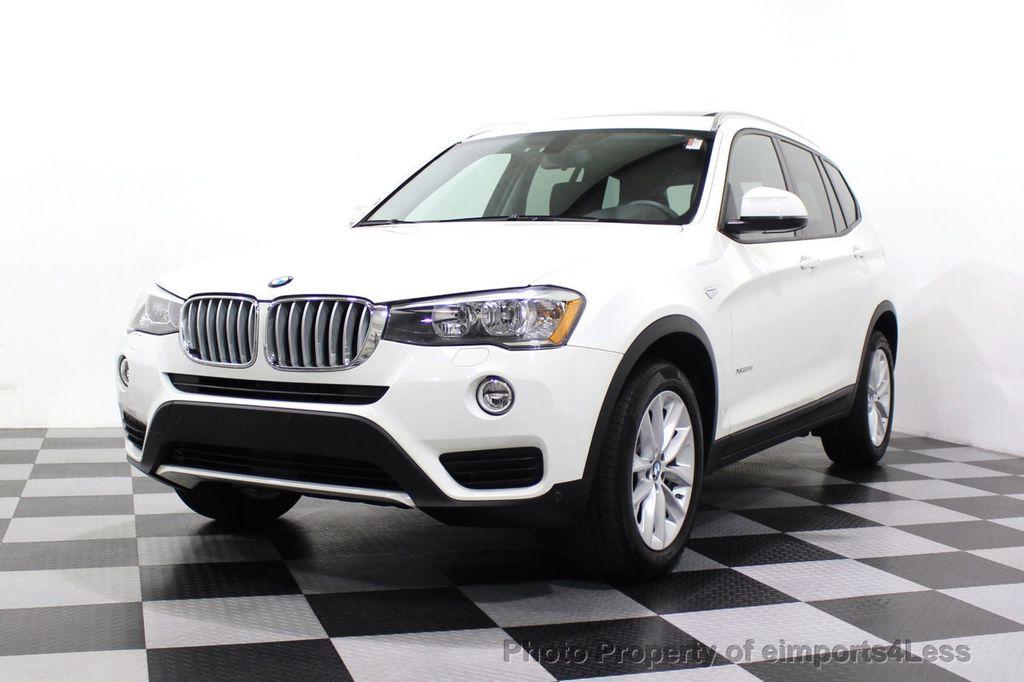 2017 BMW X3 CERTIFIED X3 xDRIVE28i AWD CAMERA PANO NAVI - 18104444 - 14