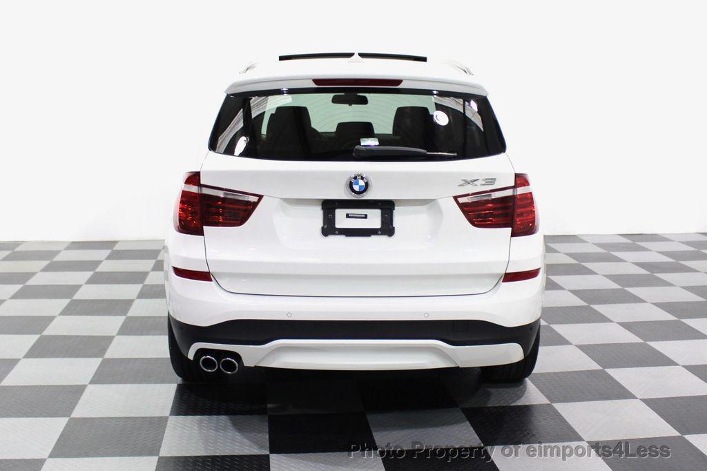 2017 BMW X3 CERTIFIED X3 xDRIVE28i AWD CAMERA PANO NAVI - 18104444 - 17