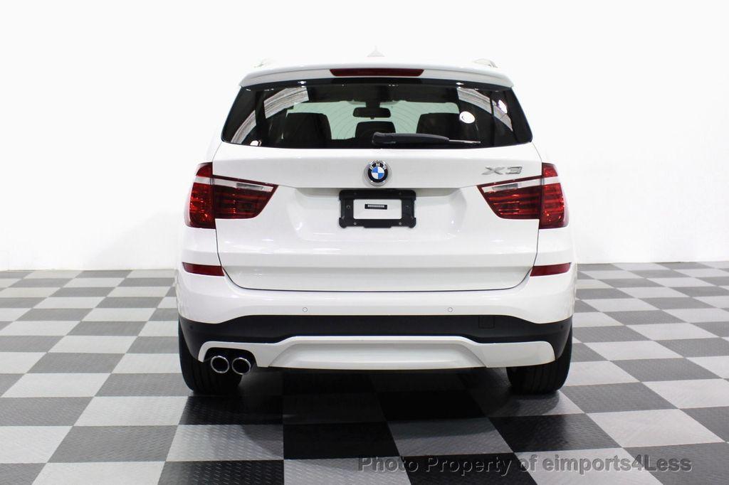 2017 BMW X3 CERTIFIED X3 xDRIVE28i AWD CAMERA PANO NAVI - 18104444 - 32