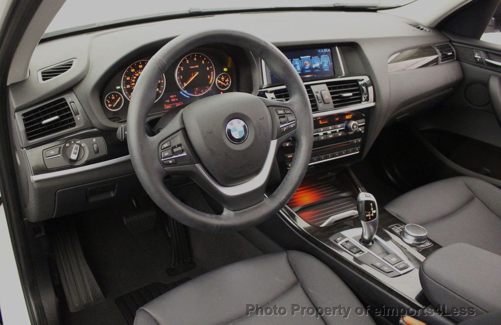 2017 BMW X3 CERTIFIED X3 xDRIVE28i AWD CAMERA PANO NAVI - 18104444 - 34