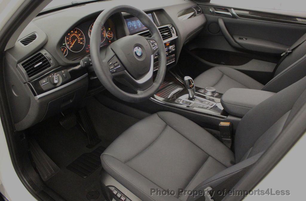 2017 BMW X3 CERTIFIED X3 xDRIVE28i AWD CAMERA PANO NAVI - 18104444 - 49