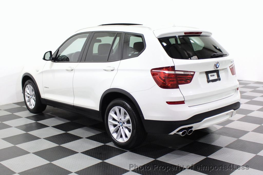 2017 BMW X3 CERTIFIED X3 xDRIVE28i AWD CAMERA PANO NAVI - 18104444 - 55