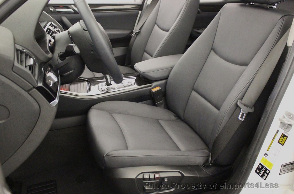 2017 BMW X3 CERTIFIED X3 xDRIVE28i AWD CAMERA PANO NAVI - 18104444 - 5