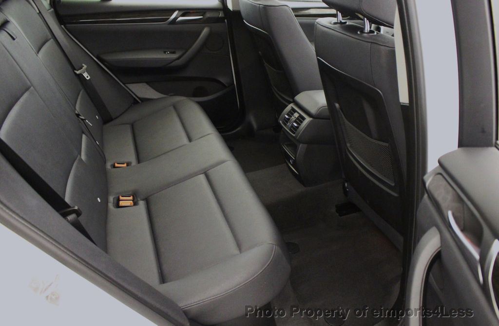 2017 BMW X3 CERTIFIED X3 xDRIVE28i AWD CAMERA PANO NAVI - 18104444 - 8