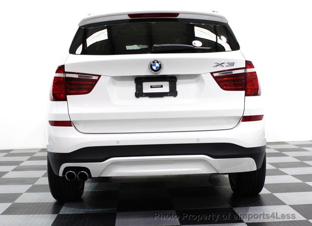 2017 BMW X3 CERTIFIED X3 xDRIVE28i AWD XENON DRIVER ASSIST NAV - 16518958 - 14