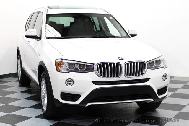 2017 BMW X3 CERTIFIED X3 xDRIVE28i AWD XENON DRIVER ASSIST NAV - 16518958 - 50