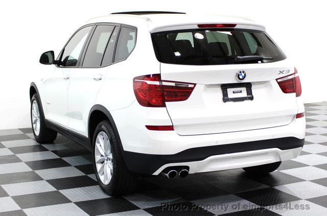 2017 BMW X3 CERTIFIED X3 xDRIVE28i AWD XENON DRIVER ASSIST NAV - 16518958 - 51