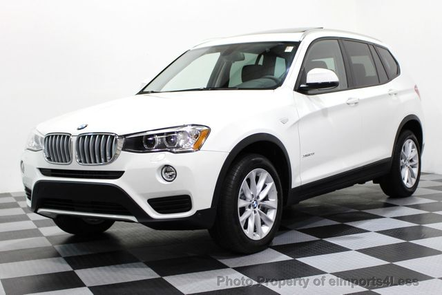 2017 BMW X3 CERTIFIED X3 xDRIVE28i AWD XENON DRIVER ASSIST NAV - 16518958 - 53