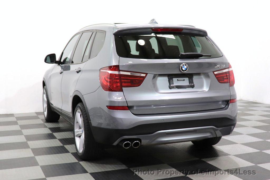 2017 BMW X3 CERTIFIED X3 xDrive28i Premium AWD NAV CAM PANO - 18587066 - 15