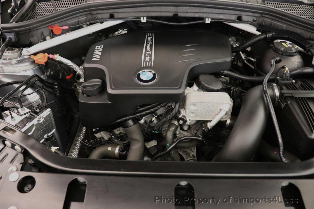 2017 BMW X3 CERTIFIED X3 xDrive28i Premium AWD NAV CAM PANO - 18587066 - 19