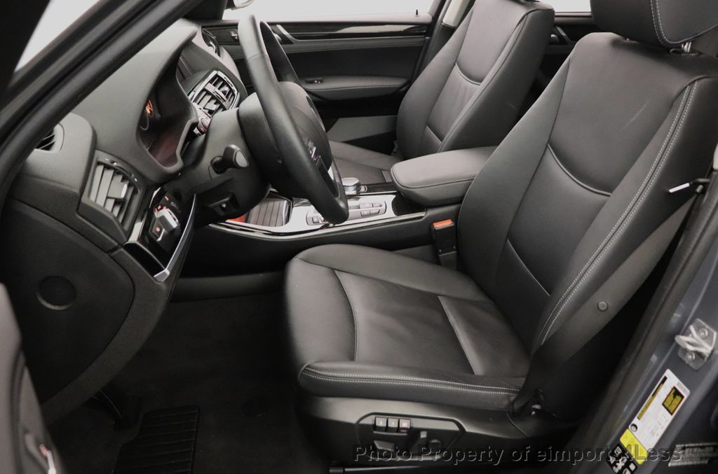 2017 BMW X3 CERTIFIED X3 xDrive28i Premium AWD NAV CAM PANO - 18587066 - 37