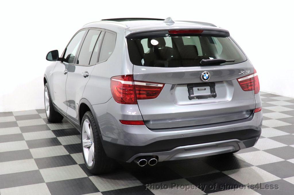 2017 BMW X3 CERTIFIED X3 xDrive28i Premium AWD NAV CAM PANO - 18587066 - 46