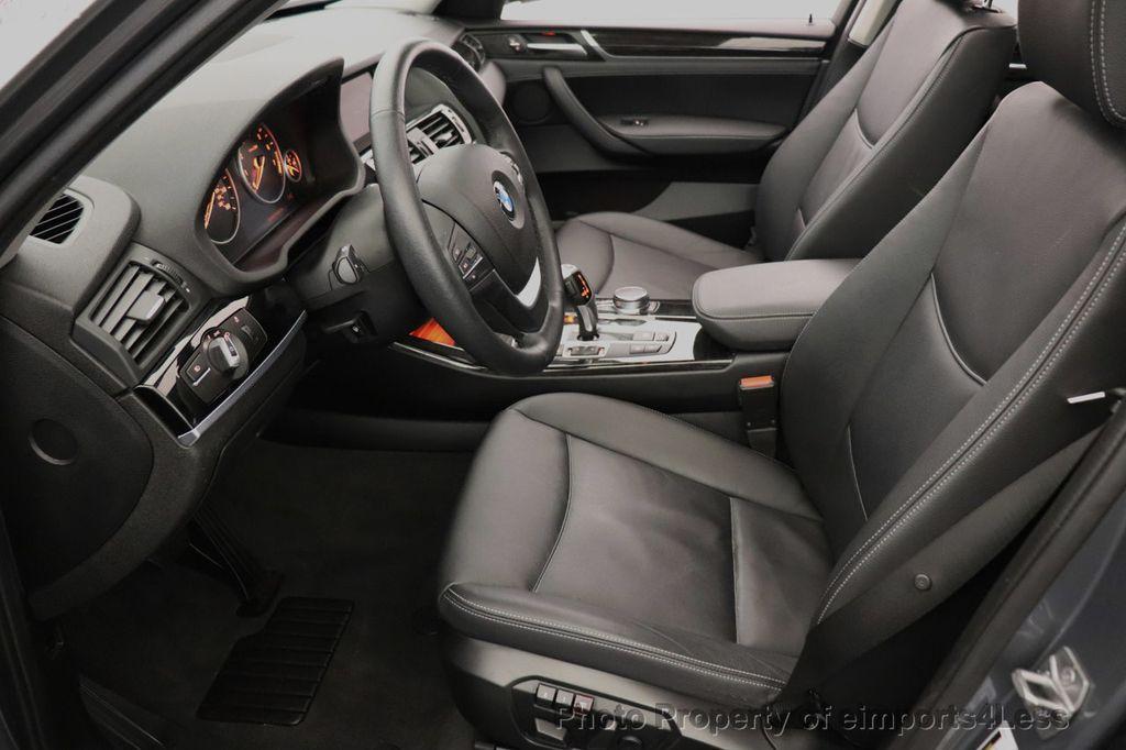 2017 BMW X3 CERTIFIED X3 xDrive28i Premium AWD NAV CAM PANO - 18587066 - 48