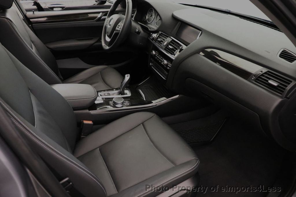 2017 BMW X3 CERTIFIED X3 xDrive28i Premium AWD NAV CAM PANO - 18587066 - 49