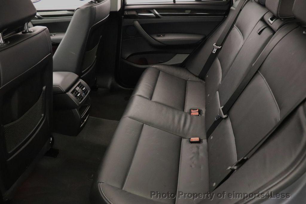 2017 BMW X3 CERTIFIED X3 xDrive28i Premium AWD NAV CAM PANO - 18587066 - 50