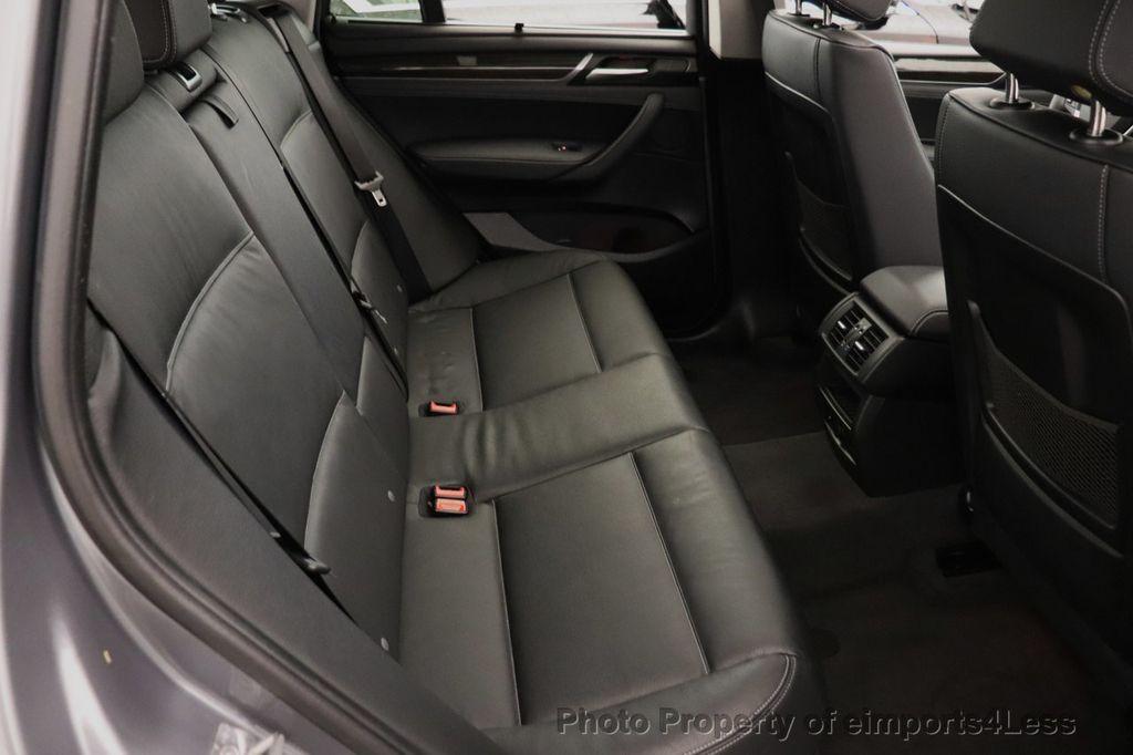 2017 BMW X3 CERTIFIED X3 xDrive28i Premium AWD NAV CAM PANO - 18587066 - 8