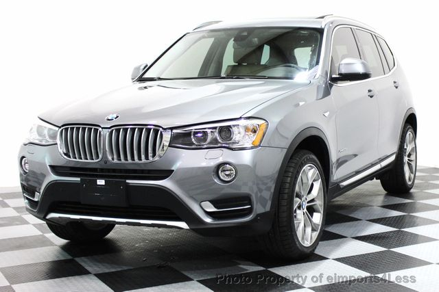 2017 BMW X3 CERTIFIED X3 xDRIVE28i XLINE AWD DRIVER ASSIST NAVI - 16176303 - 12
