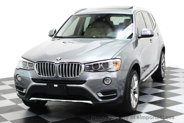 2017 BMW X3 CERTIFIED X3 xDRIVE28i XLINE AWD DRIVER ASSIST NAVI - 16176303 - 13