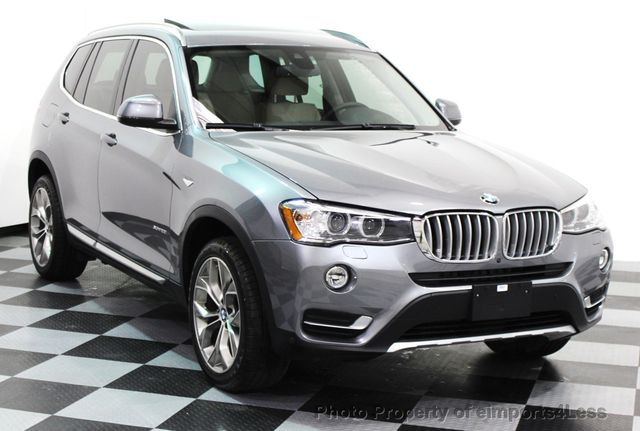 2017 BMW X3 CERTIFIED X3 xDRIVE28i XLINE AWD DRIVER ASSIST NAVI - 16176303 - 15