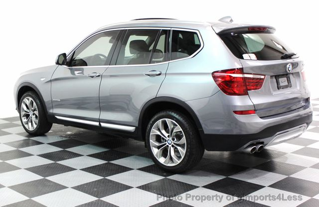 2017 BMW X3 CERTIFIED X3 xDRIVE28i XLINE AWD DRIVER ASSIST NAVI - 16176303 - 16