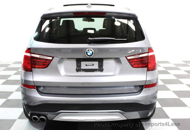 2017 BMW X3 CERTIFIED X3 xDRIVE28i XLINE AWD DRIVER ASSIST NAVI - 16176303 - 18