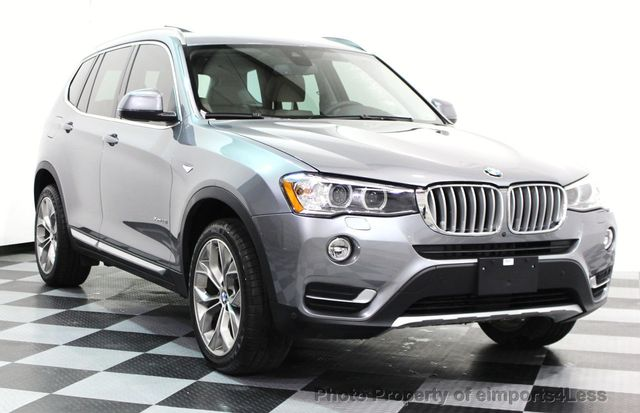 2017 BMW X3 CERTIFIED X3 xDRIVE28i XLINE AWD DRIVER ASSIST NAVI - 16176303 - 27