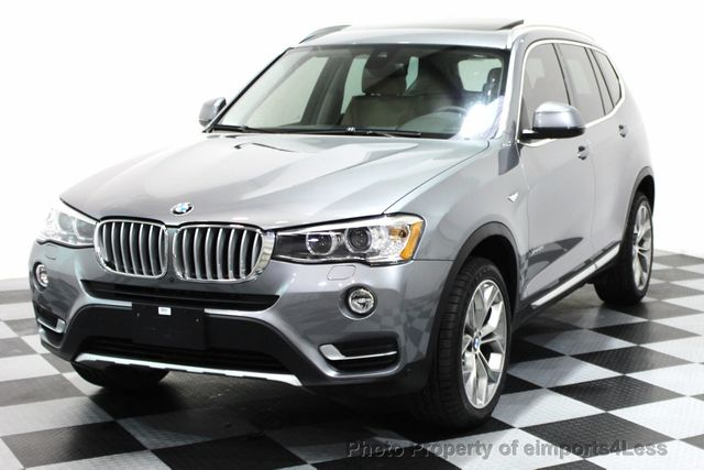 2017 BMW X3 CERTIFIED X3 xDRIVE28i XLINE AWD DRIVER ASSIST NAVI - 16176303 - 60