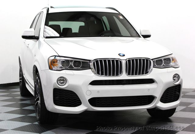 2017 used bmw x3 certified x3 xdrive35i m sport awd camera tech nav at eimports4less serving. Black Bedroom Furniture Sets. Home Design Ideas