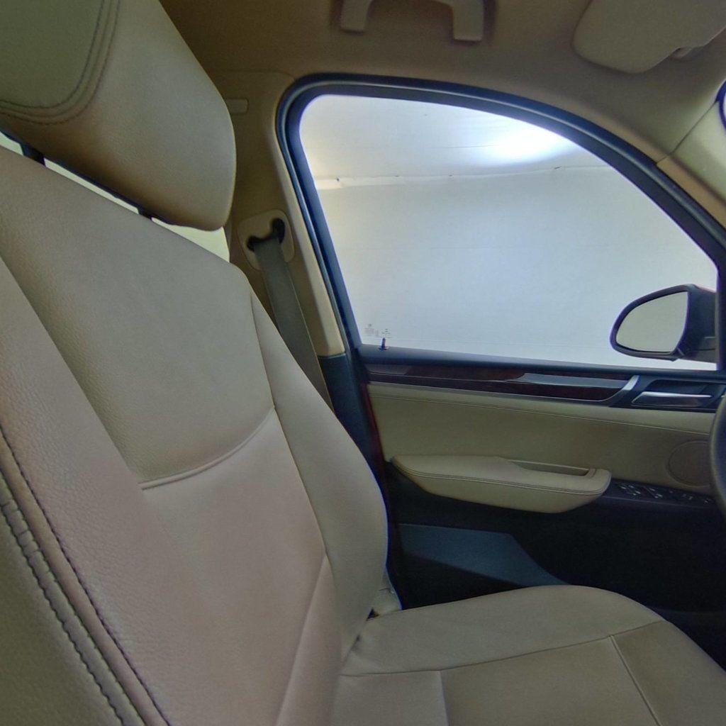 2017 Used BMW X3 SDrive28i At MINI Of Austin Serving