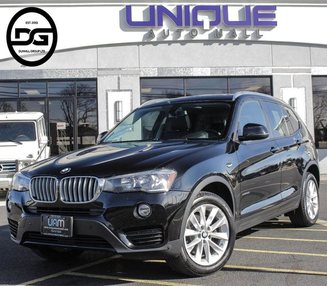 2017 Used BMW X3 XDrive28i At Unique Auto Mall Serving