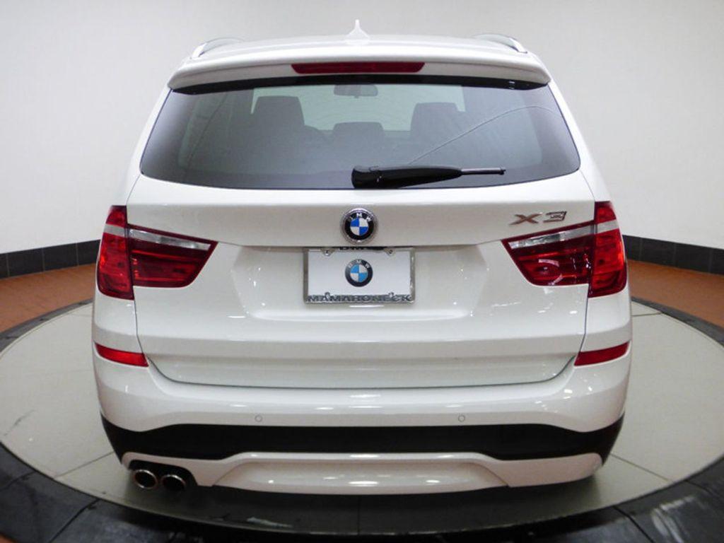 2017 BMW X3 xDrive35i - 16184017 - 4