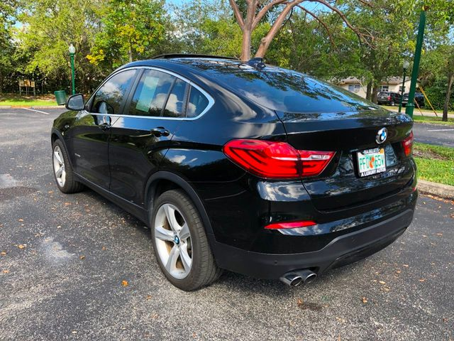 2017 BMW X4 xDrive28i Sports Activity - Click to see full-size photo viewer