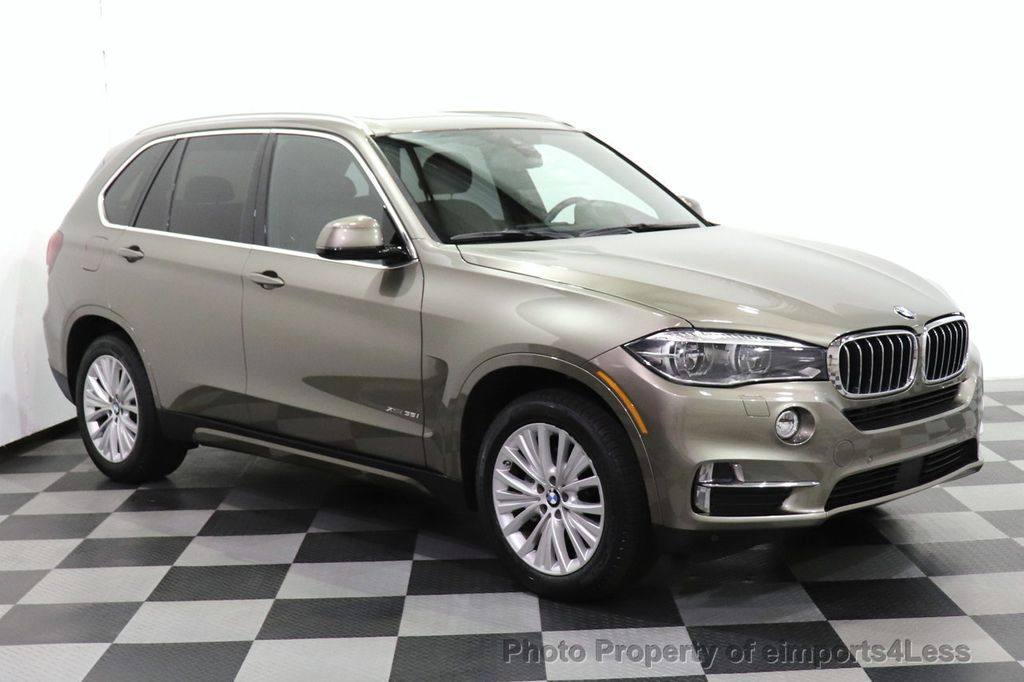 2017 BMW X5 CERTIFIED X5 xDrive35i AWD BLIND SPOT Night Vision NAV - 18518144 - 25