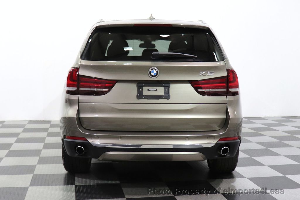 2017 BMW X5 CERTIFIED X5 xDrive35i AWD BLIND SPOT Night Vision NAV - 18518144 - 27