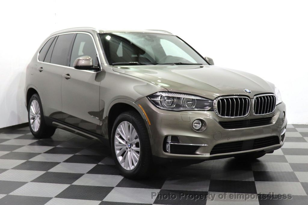 2017 BMW X5 CERTIFIED X5 xDrive35i AWD BLIND SPOT Night Vision NAV - 18518144 - 2