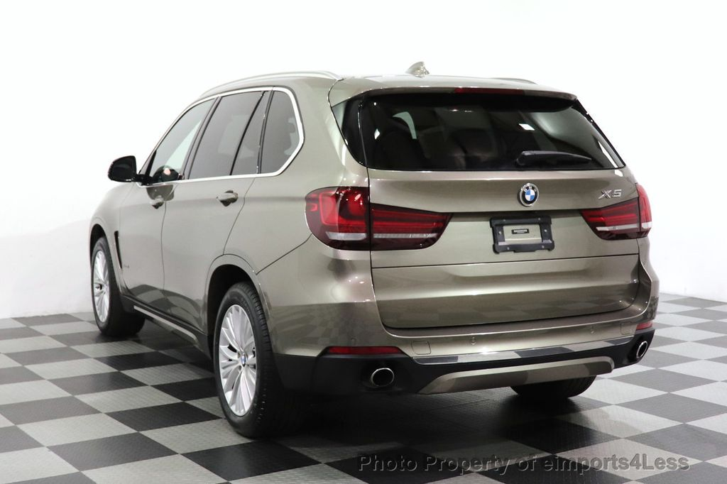 2017 BMW X5 CERTIFIED X5 xDrive35i AWD BLIND SPOT Night Vision NAV - 18518144 - 47