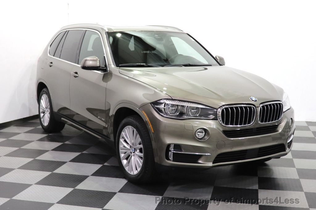2017 BMW X5 CERTIFIED X5 xDrive35i AWD BLIND SPOT Night Vision NAV - 18518144 - 49