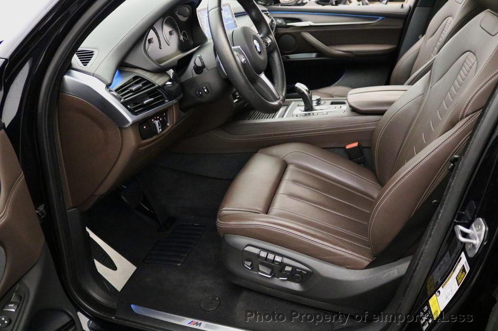 2017 BMW X5 CERTIFIED XDRIVE35i M SPORT AWD Mocha Design