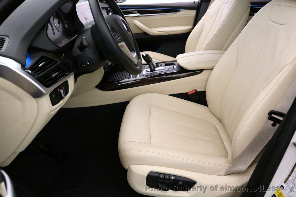 2017 BMW X5 CERTIFIED X5 xDRIVE35i X-Line AWD HUD HK CAM NAV - 17270739 - 31