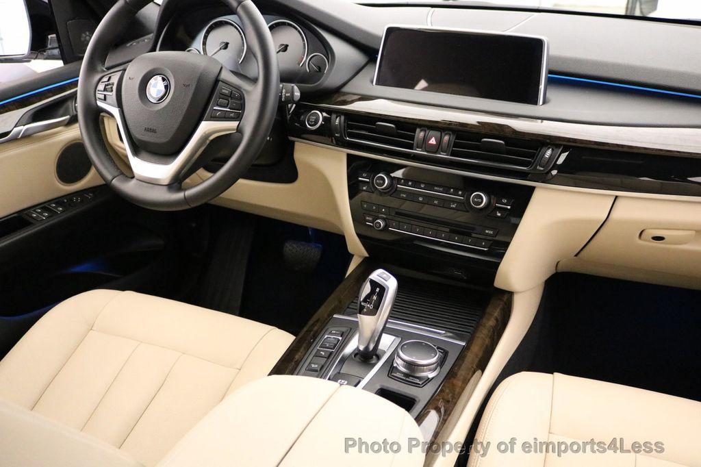 2017 BMW X5 CERTIFIED XDRIVE35i X Line AWD HUD HK CAM NAV
