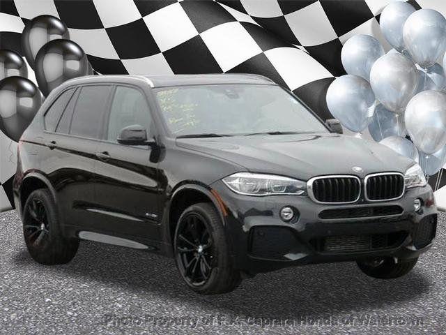 2017 BMW X5 xDrive35i Sports Activity Vehicle - 18001017 - 0