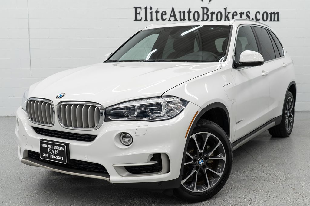 2017 BMW X5 xDrive40e iPerformance Sports Activity Vehicle - 19789232 - 44