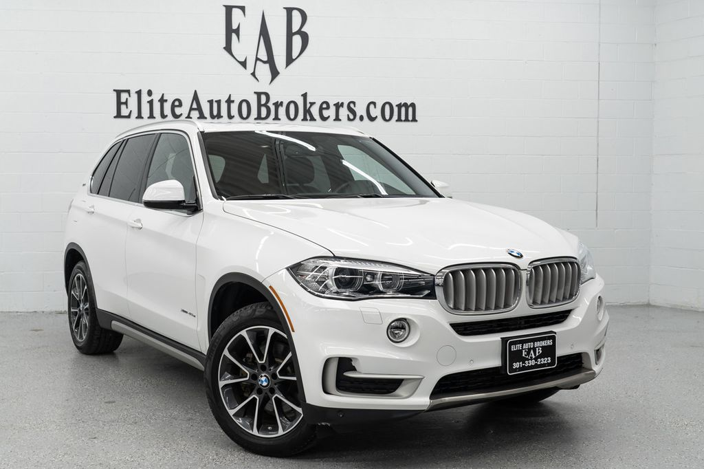 2017 BMW X5 xDrive40e iPerformance Sports Activity Vehicle - 19789232 - 57