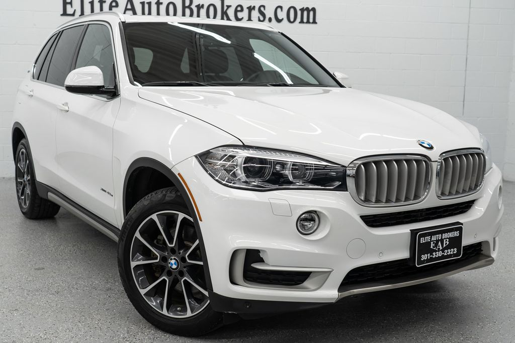 2017 BMW X5 xDrive40e iPerformance Sports Activity Vehicle - 19789232 - 6