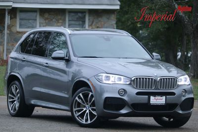 2017 BMW X5 xDrive50i Sports Activity Vehicle SAV