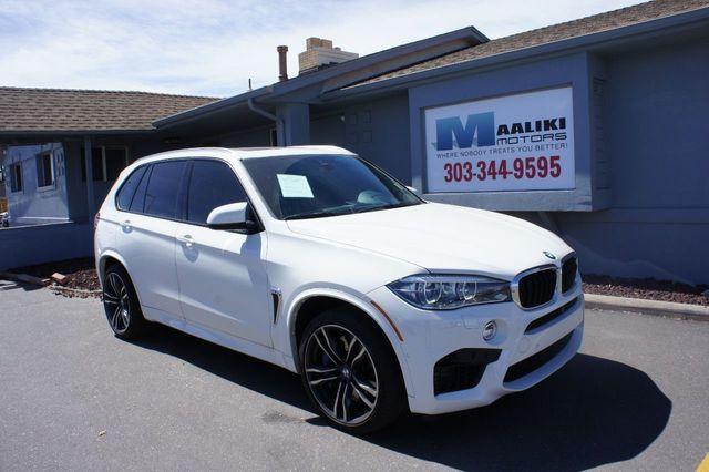 Bmw Dealership Denver >> 2017 Used BMW X5 M Sports Activity Vehicle at Maaliki Motors Serving Aurora, Denver, CO, IID ...